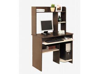 Компьютерный стол Интел-1 Бодега темный-Бодега светлый