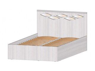 Кровать 1200 с подъёмный механизмом Диана анкор светлый