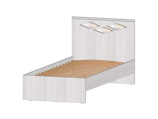 Кровать 900 Диана анкор светлый