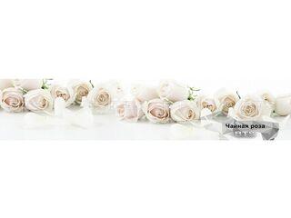 Стеновая панель Чайная роза 2,8 м