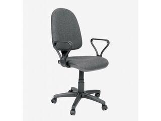 Кресло офисное Престиж Самба В-03 серый