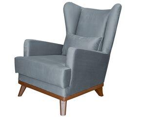 Кресло для отдыха Оскар арт. ТК-315 стальной серый